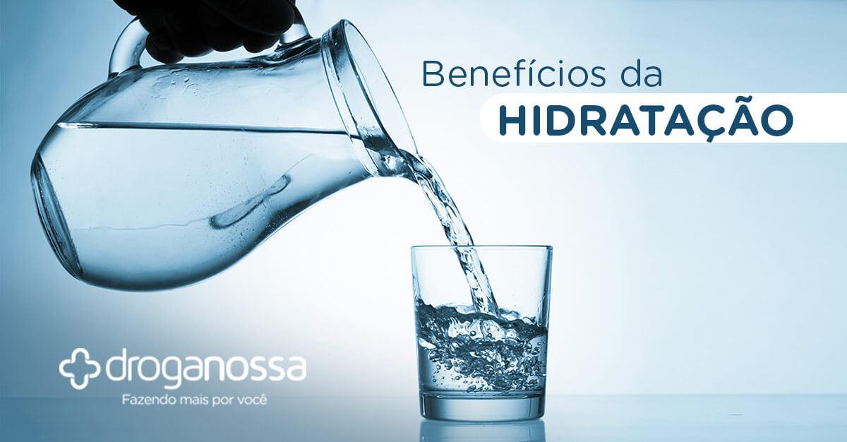 Benefícios da Hidratação